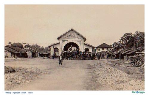 chợ Gò Vấp xưa
