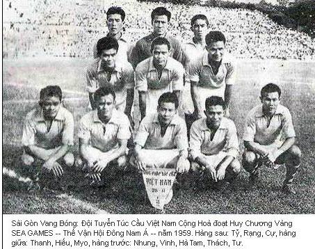 Đội tuyển túc cầu Việt Nam