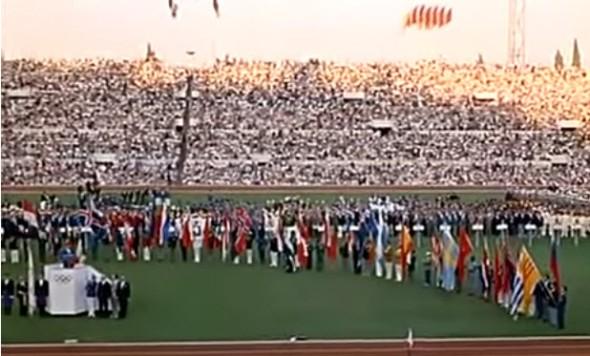 Cờ VN Rome 1960