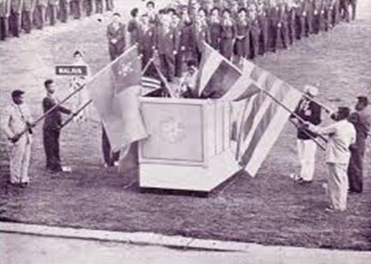 Cờ VN Seap 1959