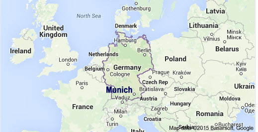 map of germany copy