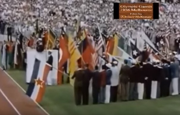 olympic Australia1956