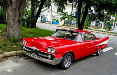 Dodge mayfair 1958