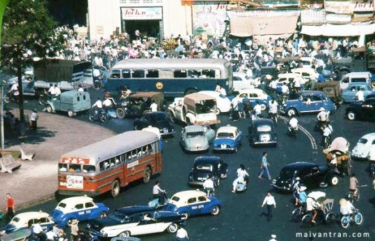 xe buyt xanh cam 1965-CTDH