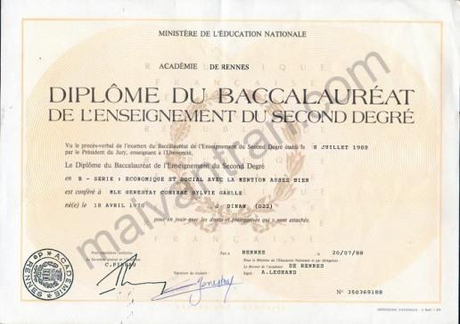 hinh 15M Diplome du baccalaureat academie de rennes