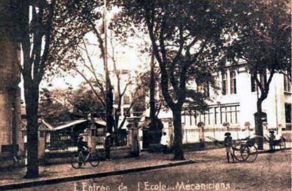 Truong Cao thang 1908